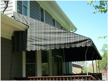 RESIDENTIAL AWNINGS - Neilly Canvas Goods Pittsburgh PA