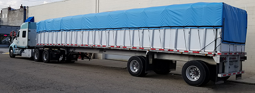 Truck & Trailer Covers by Les Neilly Canvas Goods