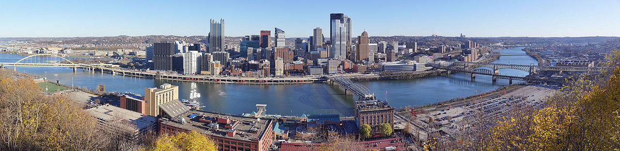 Pittsburgh Skyline Image